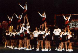stunt cheer